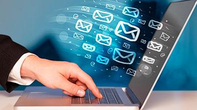 Disparo e-mail marketing